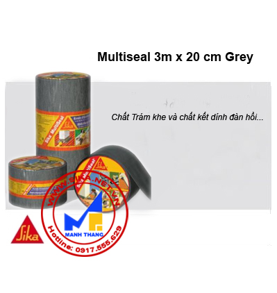 Multiseal 3m x 10mm